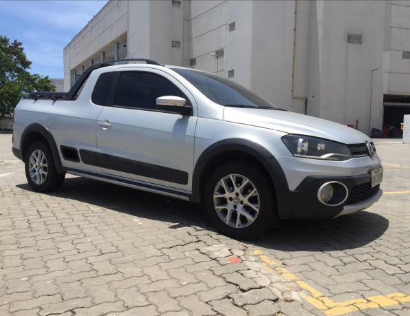 Volkswagen saveiro cross 1.6 mi total flex 8v ce flex -