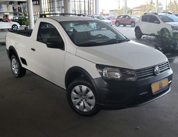 Volkswagen saveiro robust 1.6 total flex 8v flex - gasolina