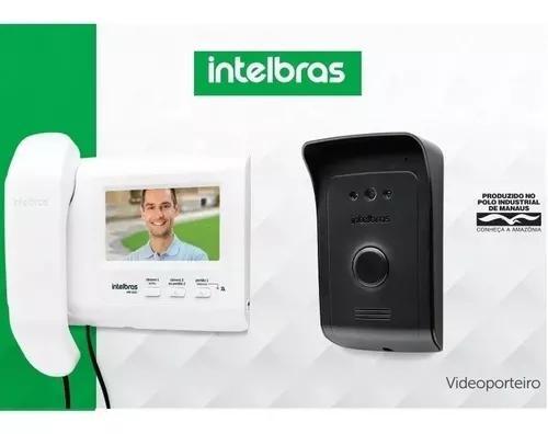 Vídeo porteiro intelbras ivr 1010 - lançamento top
