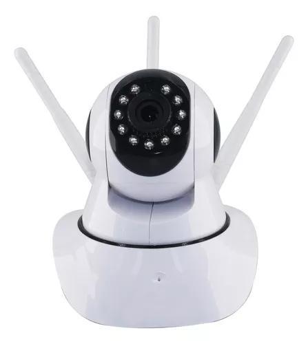 Wifi smart net camera - robo camera 3 antenas v-380-3t