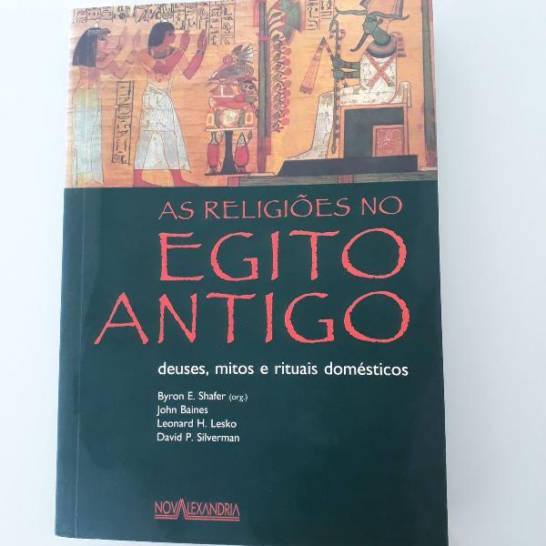 As religiões no egito antigo