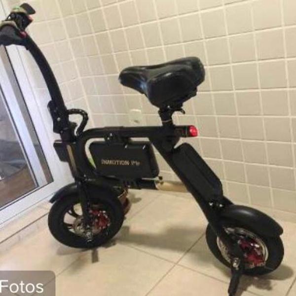 Bike elétrica inmotion p1f