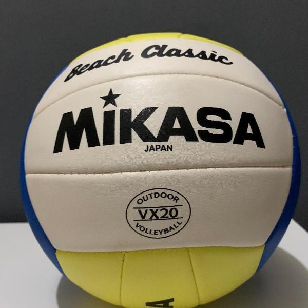 Bola vôlei praia - beach classic vx20 - mikasa