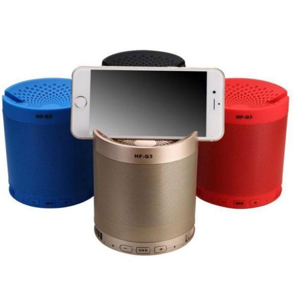 Caixinha de som jbl ori q3 portátil 3 cores disponíveis