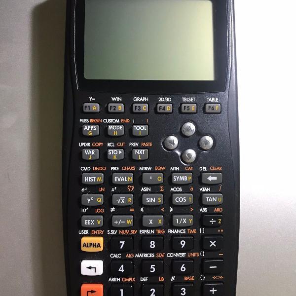 Calculadora científica gráfica hp 50g