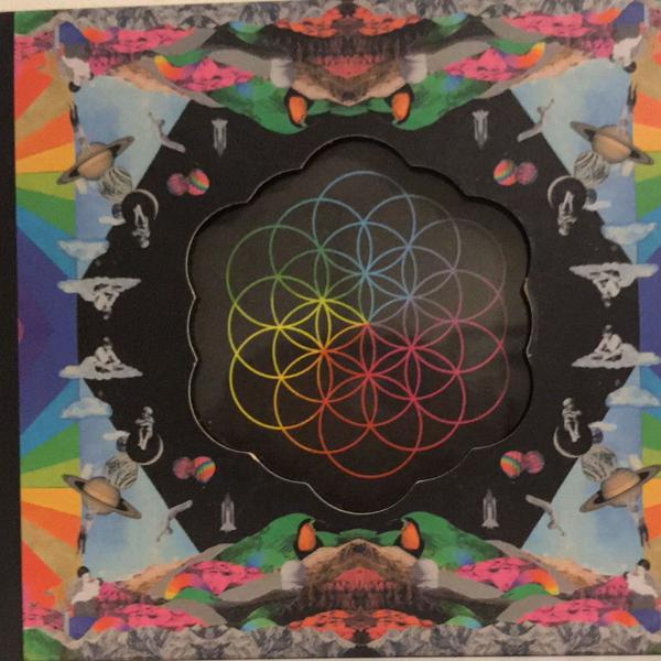 Cd coldplay- a head full of dreams