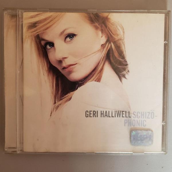 Cd geri halliwell - schzophonic