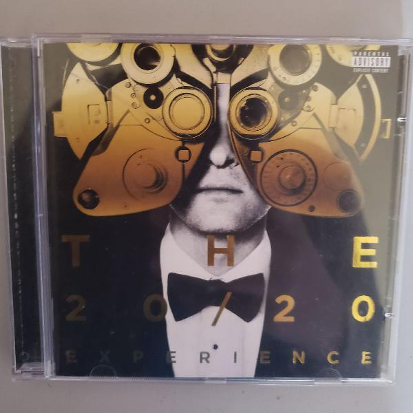 Cd justin timberlake - the 20/20 experience part 2 of 2