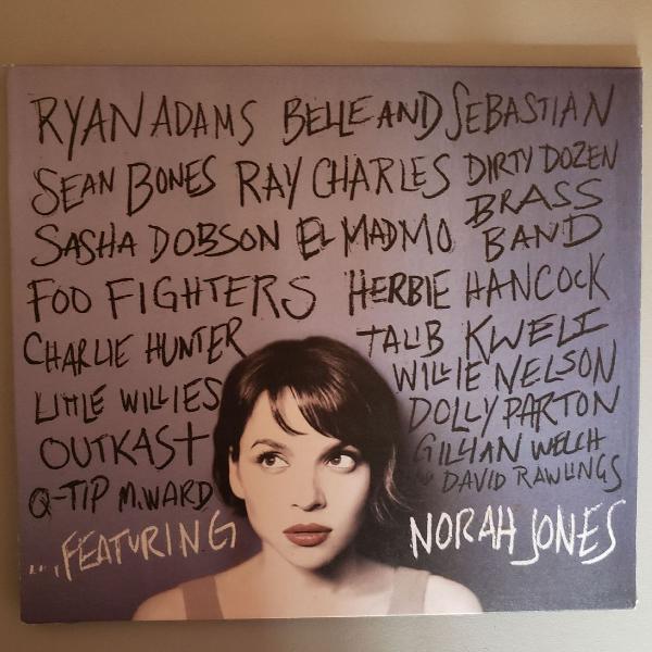 Cd norah jones - ...featuring