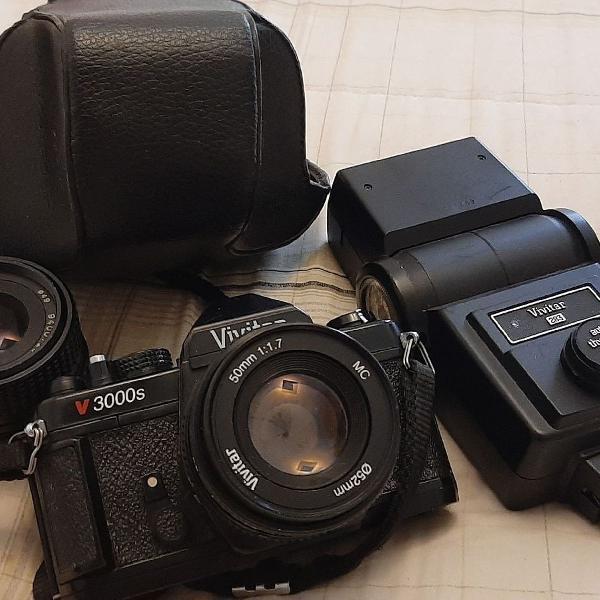 Câmera vivitar