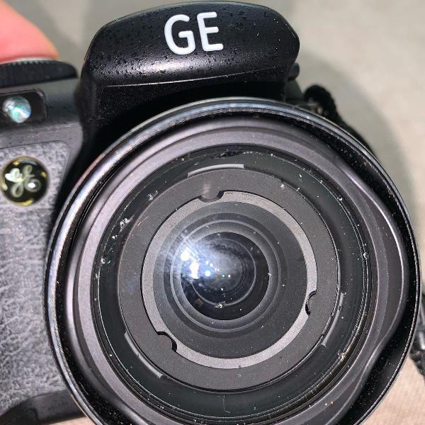 Câmera ge x550