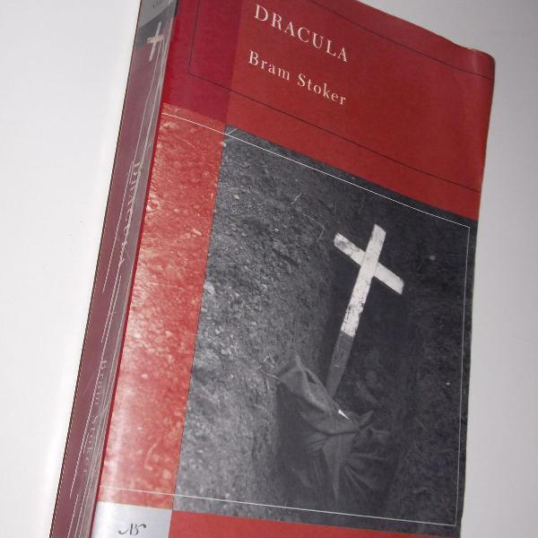 Dracula bram stoker em inglês