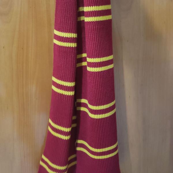 Echarpe harry potter scarf original loja universal orlando