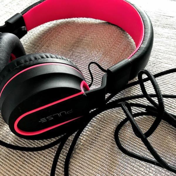Fone de ouvido headphone pulse ph160