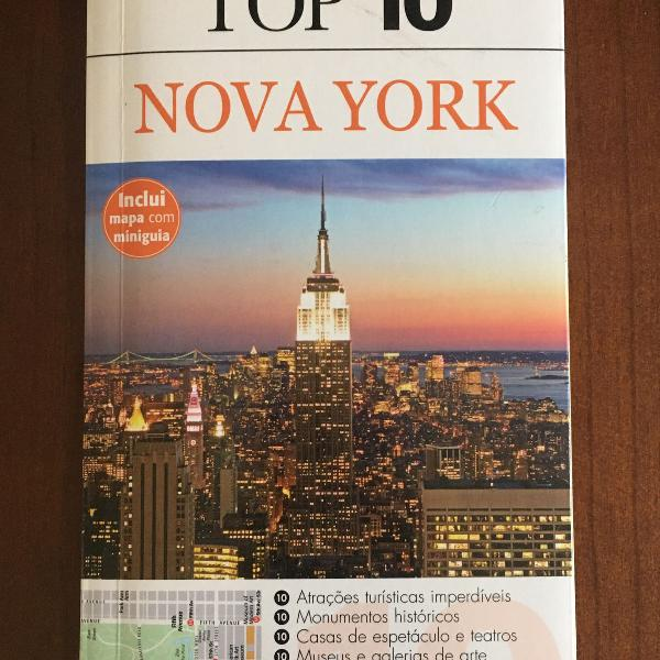 Guia visual top 10 nova york