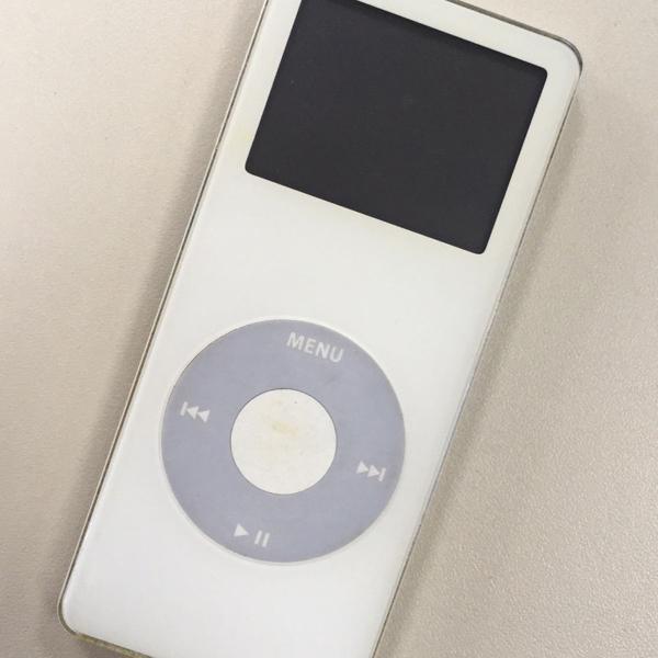 Ipod nano 1ª geração 2gb