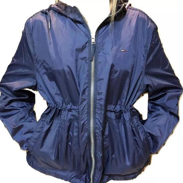 Jaqueta casaco tamanho m original tommy hilfiger
