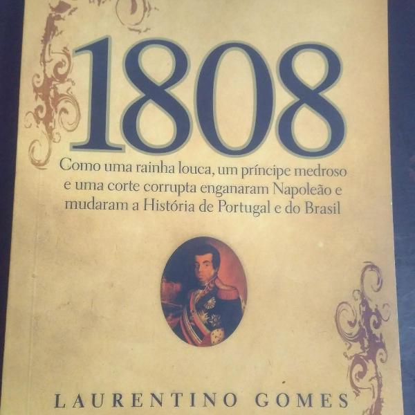 """Livro """" 1808"""""""
