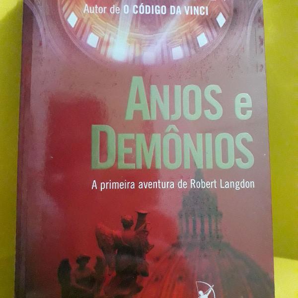 Livro anjos e demônios _ dan brow