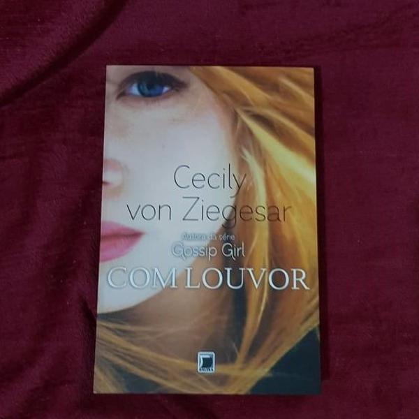 Livro com louvor - cecily von ziegesar