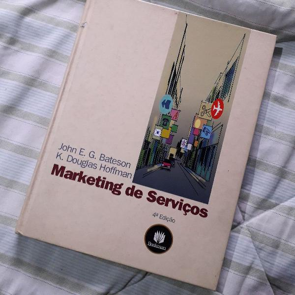 Livro de marketing