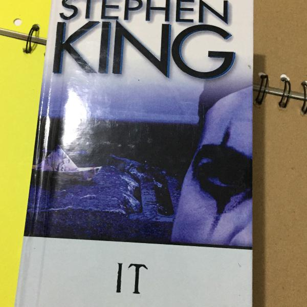 Livro it de stephen king