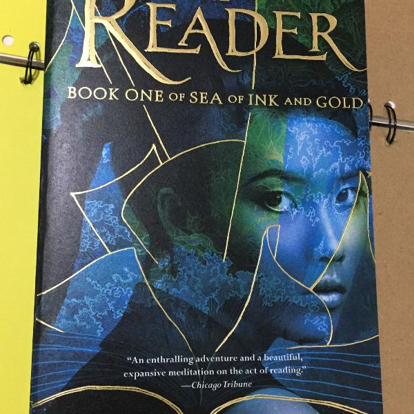 Livro the reader de traci chee