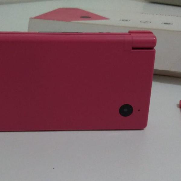 Nintendo dsi pink - novo!