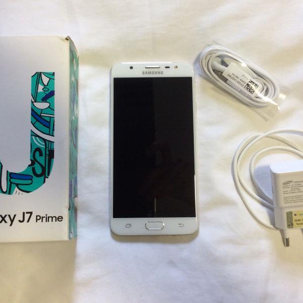 Samsung galaxy j7 prime dourado 32gb