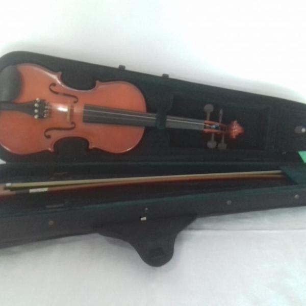 Violino e case completo