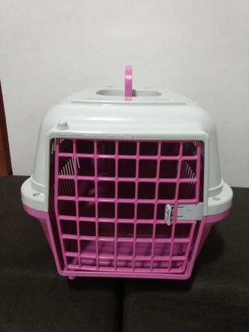 Caixa de transporte n° 1 para cachorros pequenos ou gatos