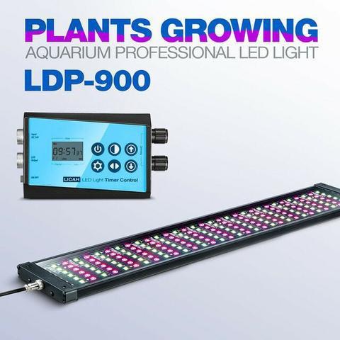 Luminária led aquário plantado - muito barato!!!