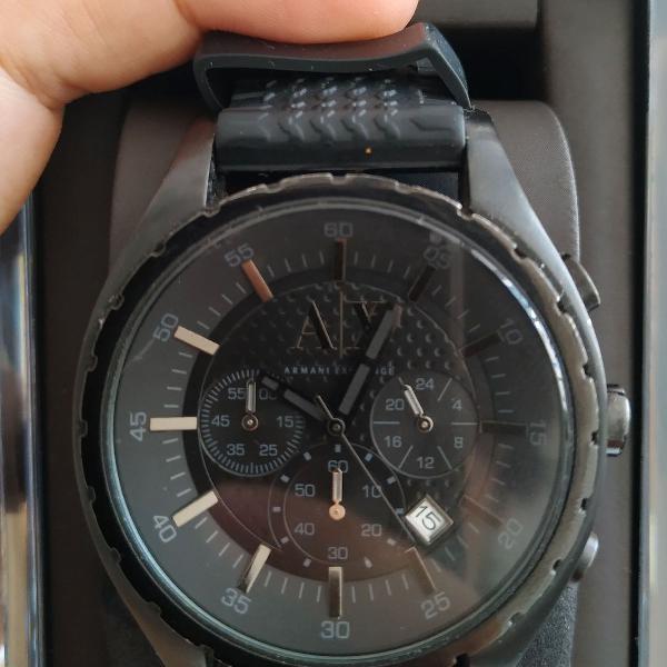 Relógio armani exchange ax1139