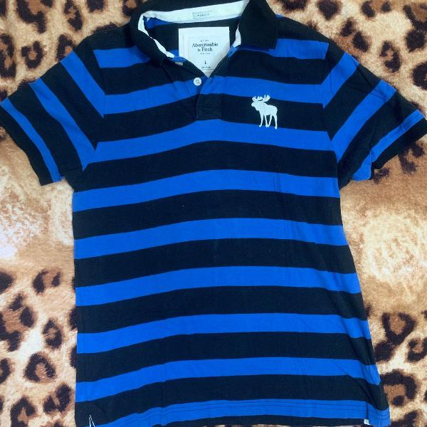 Camisa polo abercrombie & fitch original