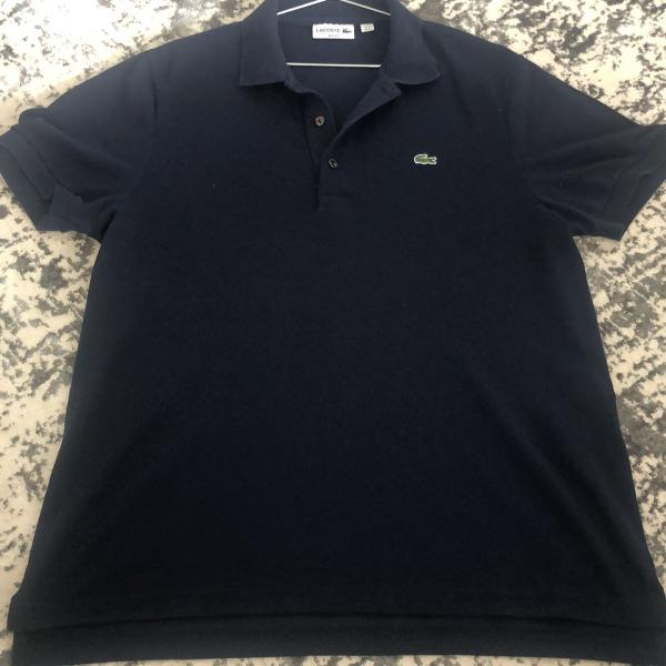 camisa polo - lacoste