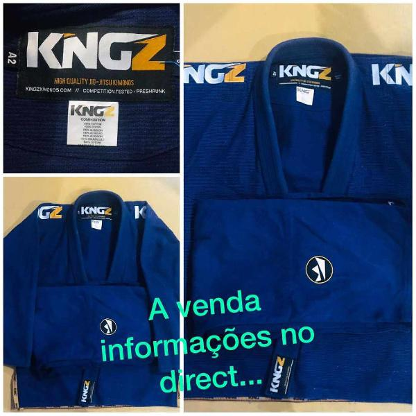 Kimono jiu jitsu top semi novo e em ótimo estado material