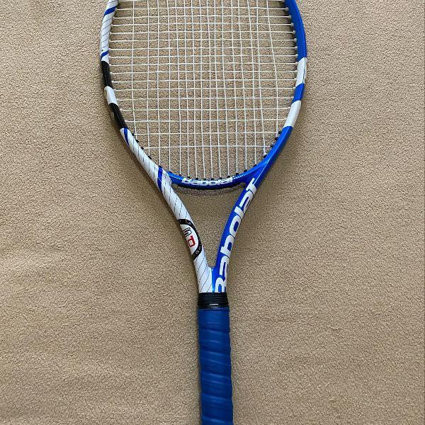 Raquete de tênis babolat usada