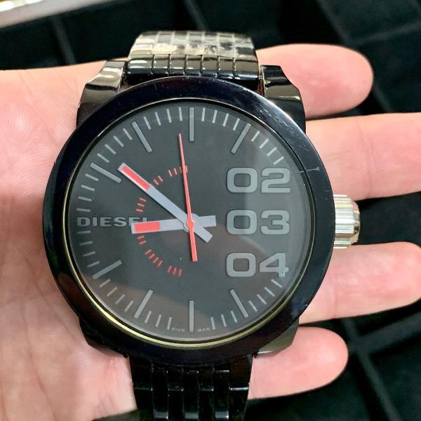Relógio diesel original dz1460