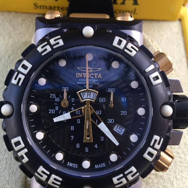 Relógio invicta 0654 original