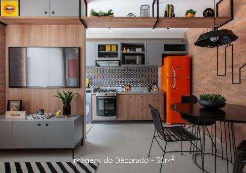 Apartamento, 1 dorm à venda, barra funda, 30m² por r$