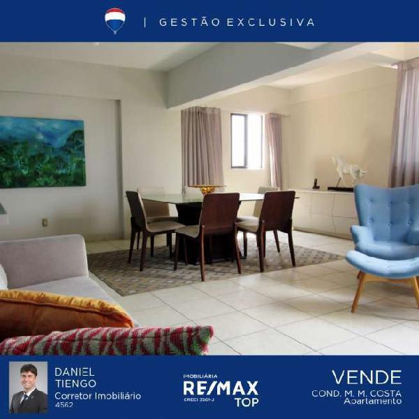 Apartamento 3 suítes no Tirol - Res. Manoel Maria Costa