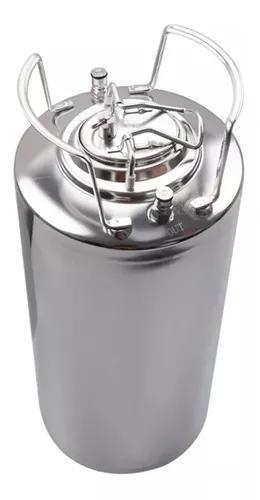 Barril postmix ball lock inox cornelius keg 19 litros