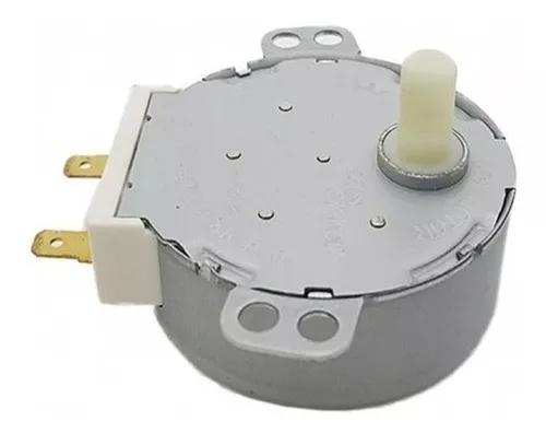 Motor do prato para microondas electrolux me28 28823