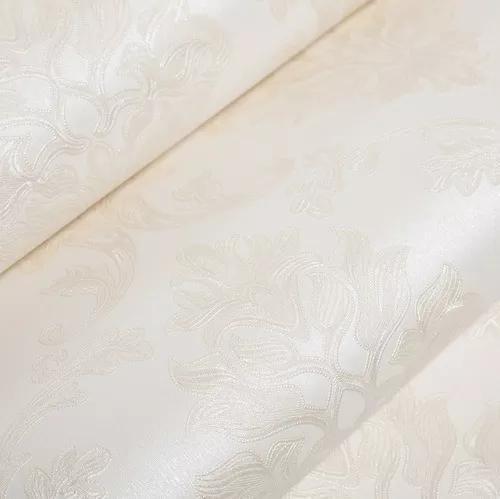 Papel de parede importado vinílico lavável e texturizado
