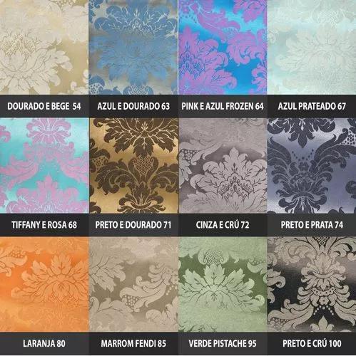 Tecido jacquard para parede cortinas toalhas 1 x 2.80m