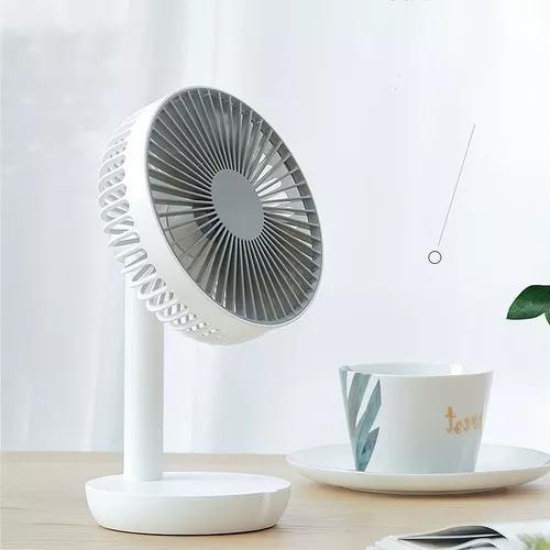 Ventilador de mesa poderoso do mini ventilador de usb w-20