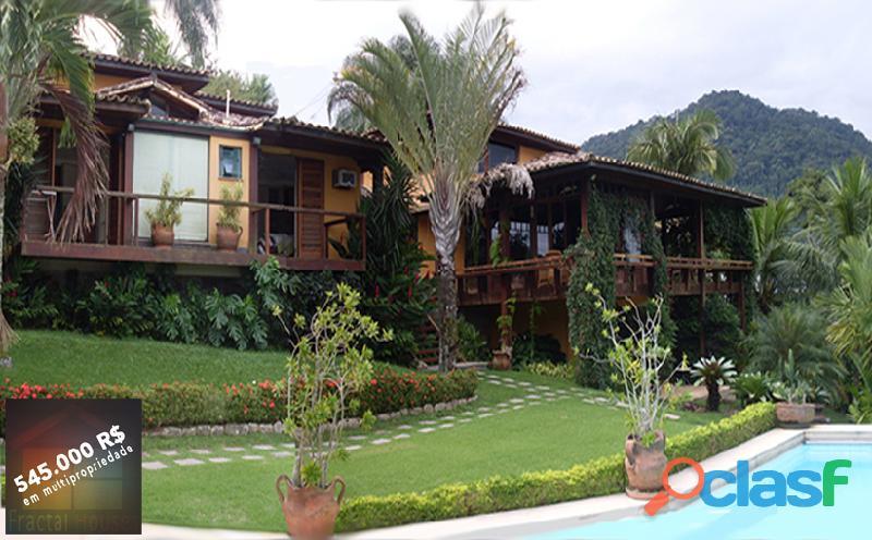 Casas e apartamentos de veraneios em multipropriedade