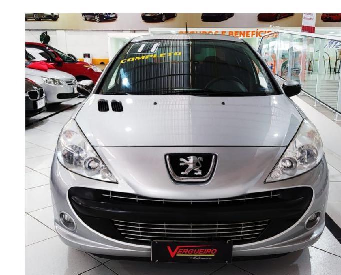 Peugeot passion xr sport 1.4 flex completo - financio