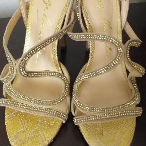Sandália luiza barcellos tamanho 35