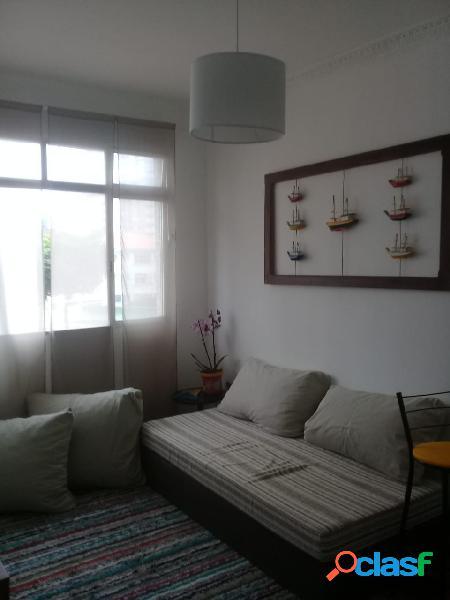 Apartamento 2 dormitórios- garagem- ponta da praia